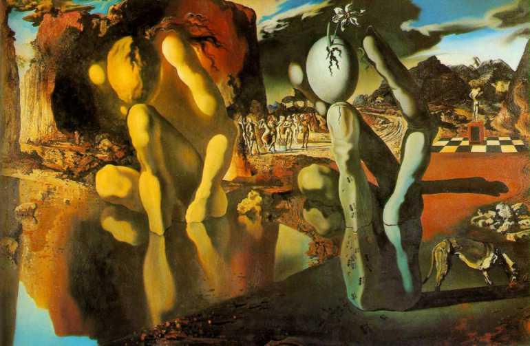 Bramarte viaggio nella storia dellarte surrealismo dal metamorfosi di narciso thecheapjerseys Choice Image