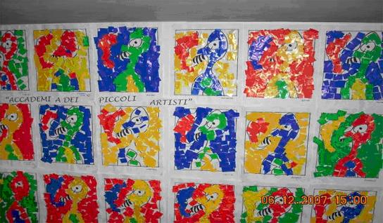 Arte - Libri di scuola materna stampabili gratuitamente ...